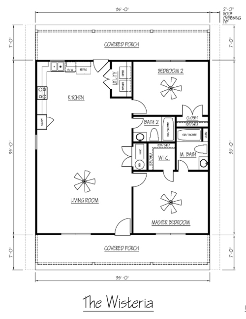 Middle America Steel Floor Plans Metal Buildings Oklahoma